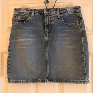 Mossimo Jean Skirt Size 5 🌻